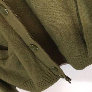 Nike Sweaters - Nike Sportswear | RARE NSW Wool Blend Cardigan L